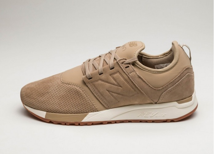 Женские кроссовки New Balance MRL247HE *Dawn Till Dusk* (Hemp) - Women - Sneaker | Интернет-магазин Sole