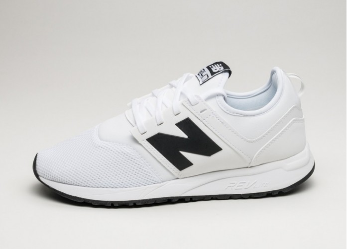 Женские кроссовки New Balance MRL247WB (White) - Women - Sneaker | Интернет-магазин Sole