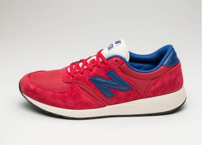 Женские кроссовки New Balance MRL420SC (Red) - Women - Sneaker | Интернет-магазин Sole