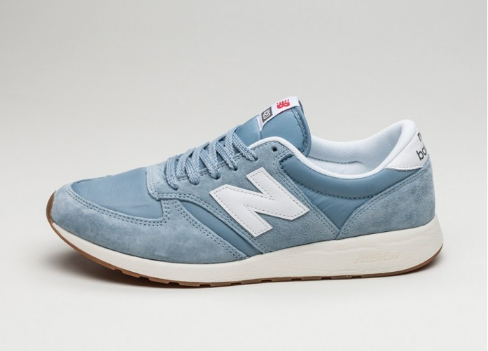 Женские кроссовки New Balance MRL420SP (Light Blue) - Women - Sneaker | Интернет-магазин Sole