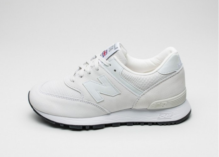 Женские кроссовки New Balance w576nrw *Made in UK* (Off White) | Интернет-магазин Sole