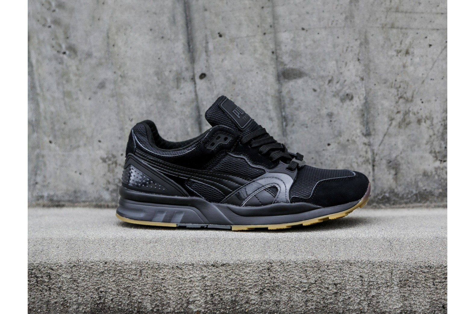 "Мужские кроссовки Puma Trinomic XT2 ""Gum"" Pack - Black   Интернет-магазин  Sole e891a1aedac"