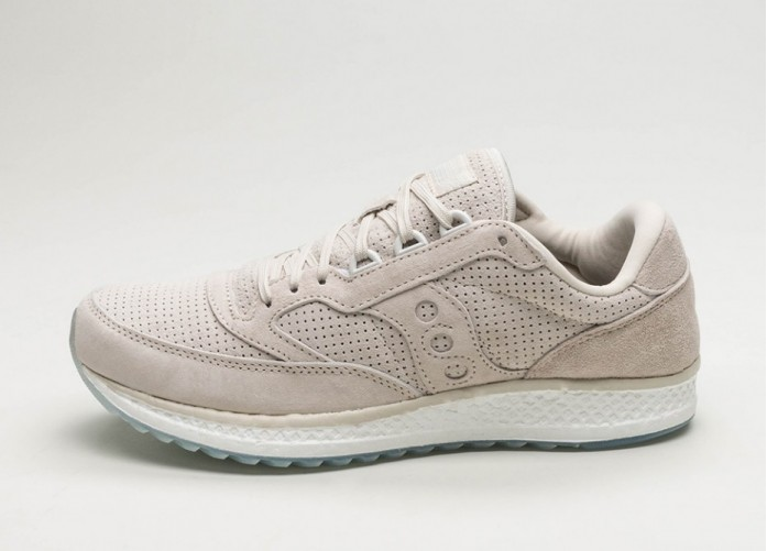 Женские кроссовки Saucony Freedom Runner (Tan) - Women - Sneaker | Интернет-магазин Sole