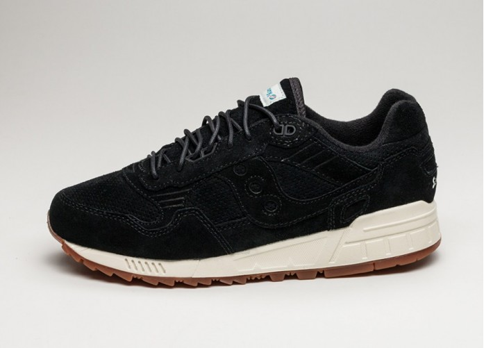 Женские кроссовки Saucony Shadow 5000 (Black) - Women - Sneaker | Интернет-магазин Sole