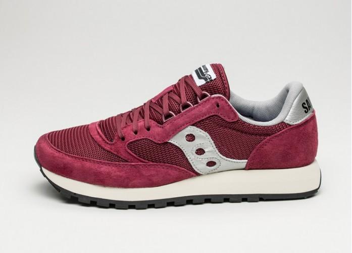 Женские кроссовки Saucony Freedom Trainer *Freedom Trilogy* (Crimson) - Women - Sneaker | Интернет-магазин Sole