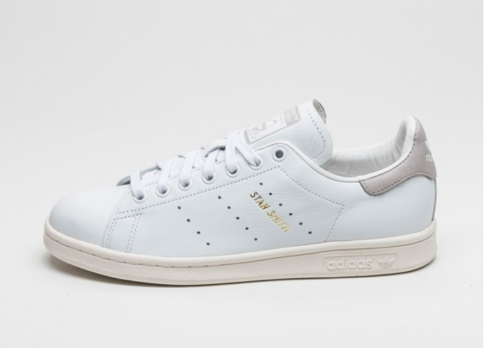 Мужские кроссовки adidas Stan Smith (Ftwr White / Ftwr White / Cool Granite)   Интернет-магазин Sole