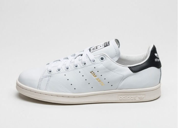 Мужские кроссовки adidas Stan Smith (Ftwr White / Ftwr White / Core Black) | Интернет-магазин Sole