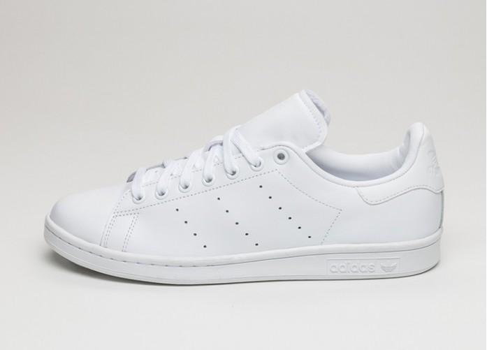Женские кроссовки adidas Stan Smith (Ftwr White / Ftwr White / Ftwr White) | Интернет-магазин Sole