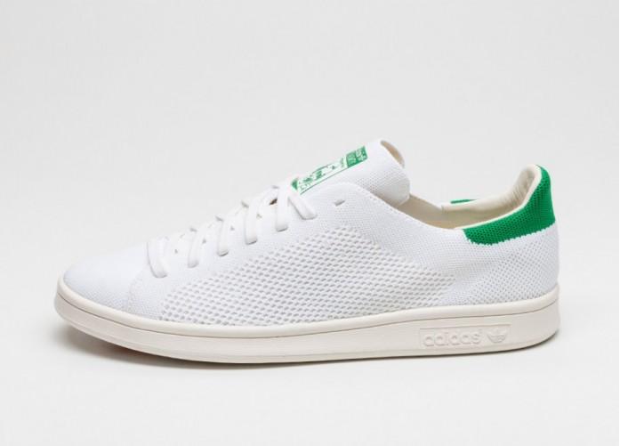 Женские кроссовки adidas Stan Smith OG PK (Ftwr White / Ftwr White / Chalk White / Green)   Интернет-магазин Sole
