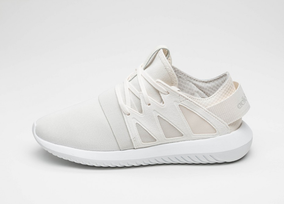 the latest 55593 24a7d Женские кроссовки adidas Tubular Viral W (Chalk White  Chalk White  Chalk  White)