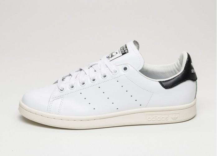 Женские кроссовки adidas Stan Smith (FTWWHT / CBLACK / FTWWH) | Интернет-магазин Sole