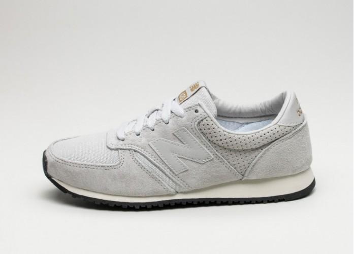 Женские кроссовки New Balance U420PWT (Grey) - Women - Sneaker | Интернет-магазин Sole