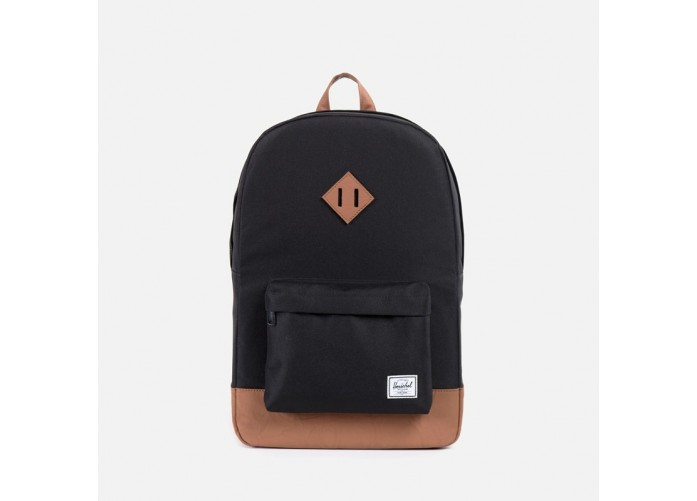 Рюкзак Herschel Supply Co. Heritage - Black | Интернет-магазин Sole