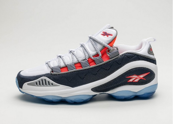 Женские кроссовки Reebok DMX Run 10 *OG* (White / Ice Blue / Cherry / Silver) - Women - Sneaker | Интернет-магазин Sole