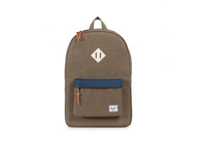 Рюкзак Herschel Supply Co. Heritage - Beech Crosshatch/Navy/Natural Rubber