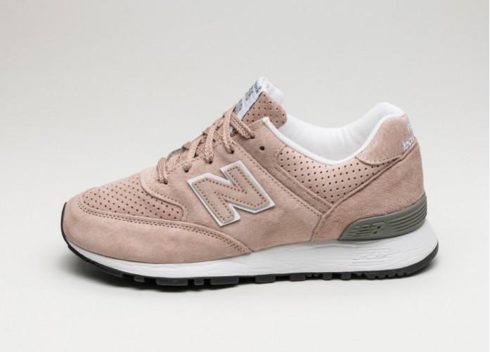 Женские кроссовки New Balance W576TTO *Made in England* (Pink) | Интернет-магазин Sole