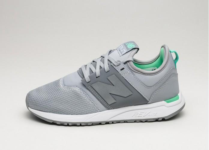 Женские кроссовки New Balance WRL247FC (Grey) - Women - Sneaker   Интернет-магазин Sole
