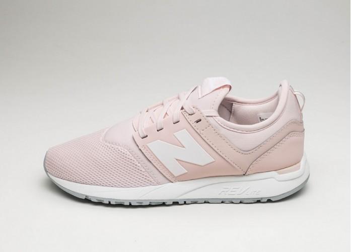 Женские кроссовки New Balance WRL247SC (Pink) - Women - Sneaker | Интернет-магазин Sole