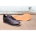 Мужские кроссовки Reebok Classic Leather - Black/Gum, фото 3 | Интернет-магазин Sole