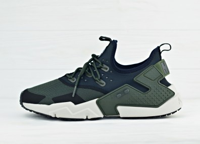 Nike Air Huarache Drift - Sequoia/Black/White/Light Bone
