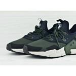Кроссовки Nike Air Huarache Drift - Sequoia/Black/White/Light Bone, фото 3   Интернет-магазин Sole