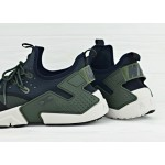 Кроссовки Nike Air Huarache Drift - Sequoia/Black/White/Light Bone, фото 4   Интернет-магазин Sole