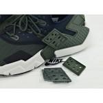 Кроссовки Nike Air Huarache Drift - Sequoia/Black/White/Light Bone, фото 5   Интернет-магазин Sole
