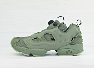 Reebok Instapump Fury MTP - Hunter Green