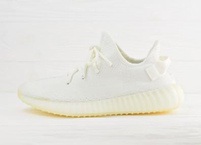 Мужские кроссовки adidas Yeezy Boost 350 V2 - Cream White