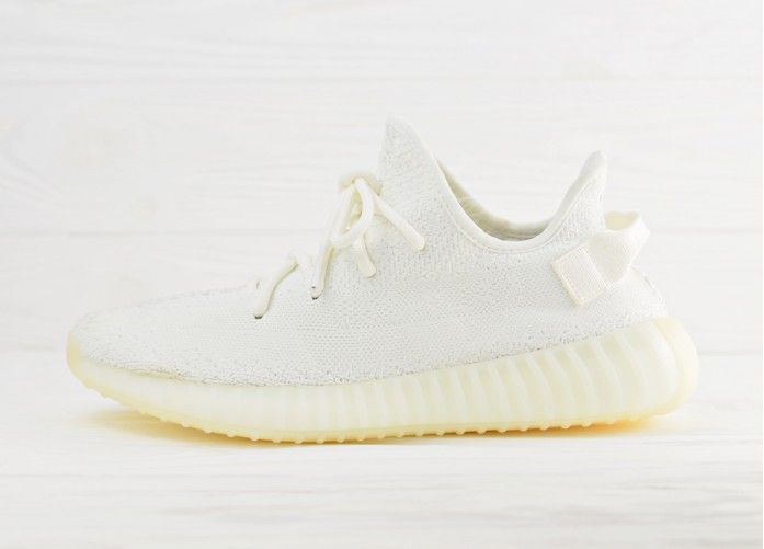 Мужские кроссовки adidas Yeezy Boost 350 V2 - Cream White | Интернет-магазин Sole