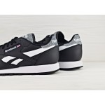 Reebok Classic Leather Pop - Black/White, фото 4 | Интернет-магазин Sole