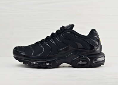 Кроссовки Nike Air Max Plus - Triple Black