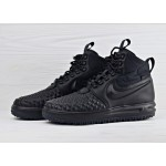 Nike Lunar Force 1 Duckboot 17 - Black/Black - Anthracite, фото 2 | Интернет-магазин Sole