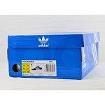 Мужские кроссовки Adidas Iniki Runner Boost - Collegiate Navy/Ftw White/Gum, фото 7 | Интернет-магазин Sole