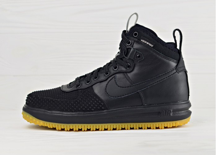 "Мужские ботинки Nike Lunar Force 1 Duckboot ""Black Gum"" 