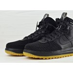 "Мужские ботинки Nike Lunar Force 1 Duckboot ""Black Gum"", фото 3 