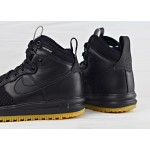 "Мужские ботинки Nike Lunar Force 1 Duckboot ""Black Gum"", фото 4 
