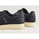 adidas Originals Superstar 80s - Core Black / Green / Red, фото 4 | Интернет-магазин Sole