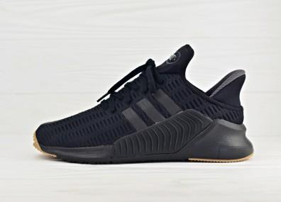 Мужские кроссовки adidas Climacool 02/17 - Core Black/Carbon/Gum