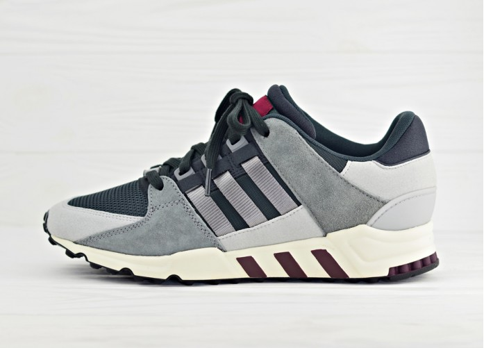 Кроссовки adidas Equipment Support RF - Carbon/Carbon/Grey Two | Интернет-магазин Sole