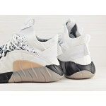 Мужские кроссовки adidas Tubular Rise Primeknit - Running White/Core Black/Light Solid Grey, фото 4 | Интернет-магазин Sole