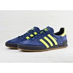 Мужские кроссовки adidas Originals Jeans - Collegiate Navy/Solar Yellow/Core Black, фото 2 | Интернет-магазин Sole