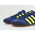Мужские кроссовки adidas Originals Jeans - Collegiate Navy/Solar Yellow/Core Black, фото 3 | Интернет-магазин Sole