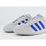 Мужские кроссовки adidas Originals Bermuda - Grey/Bold Blue, фото 3 | Интернет-магазин Sole