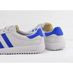 Мужские кроссовки adidas Originals Bermuda - Grey/Bold Blue, фото 4 | Интернет-магазин Sole