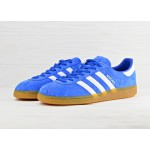 Мужские кроссовки adidas Originals Munchen - Blue/Footwear White/Gum, фото 2 | Интернет-магазин Sole