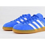 adidas Originals Munchen - Blue/Footwear White/Gum, фото 3 | Интернет-магазин Sole