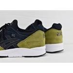 Мужские кроссовки Asics Gel Lyte V - Black/Black/Olive, фото 4 | Интернет-магазин Sole