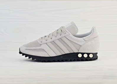 adidas Originals LA Trainer OG - Perl Grey/Core Black