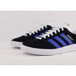 Кроссовки Adidas Originals Gazelle Indoor - Black/White/Navy, фото 4 | Интернет-магазин Sole